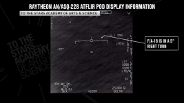 New Video Shows Apparent UFO Encounter Off East Coast