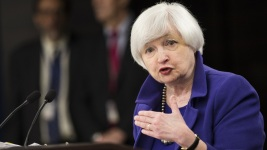 Yellen: I Don't Expect Feds to Cut Rates Soon