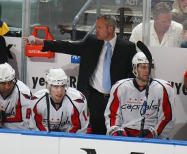 Caps Assistant Evason Leaves; More Candidates Surface