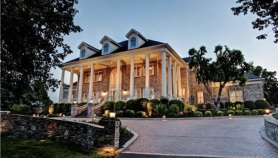 Own Late Country Singer George Jones's Cowboy Manse