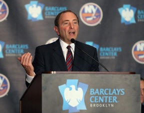 NHL, NHLPA Ramping Up Discussions