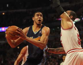 JaVale McGee Has First McGee-ey Moment In Denver