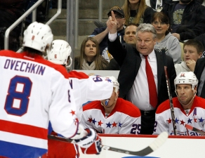Adam's Mornin': Capitals Face