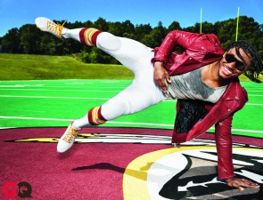 RGIII To Appear On GQ