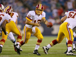 Cousins Shines In Redskins' Loss