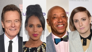 More Than 100 Celebrities Pledge to Work Against Trump