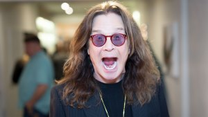 Ozzy Osbourne Gives a Health Update: 'I'm Not Dying'