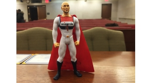 Wizards to Give Out Gortat Action Figure