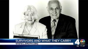 Portrait Exhibit Features Survivors of Holocaust
