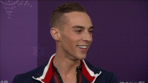 Adam Rippon Can't Explain 'Witchcraft' That Led to Success