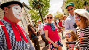 Georgetown French Market April 24-25