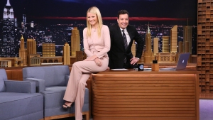 Paltrow Sings Broadway Versions of Hip Hop Songs