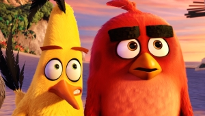 'Angry Birds' Movie Wants Phones Out for Credits