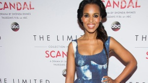 """Kerry Washington Launches """"Scandal"""" Collection"""