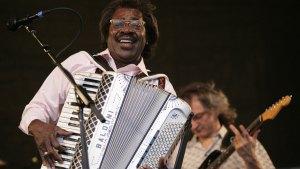 Louisiana Accordionist Buckwheat Zydeco Dies