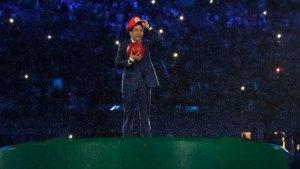 Japan PM as Super Mario Ignites Social Media