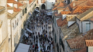 Tourists Are Coming: Crowds Threaten Croatia's 'Game of Thrones' Town