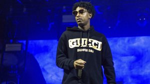 21 Savage 'Wasn't Hiding' Being British, Feared Deportation