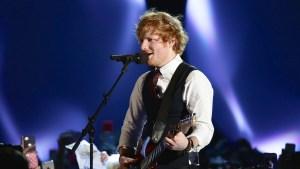 July 4: Ed Sheeran Joins Macy's Fireworks Lineup