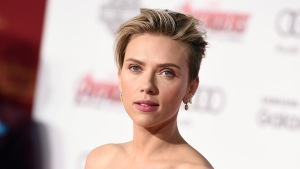 Scarlett Johansson Is Hollywood's Top-Grossing Actress