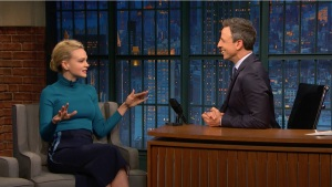 'Late Night': Carey Mulligan Doesn't Say She's an Actress
