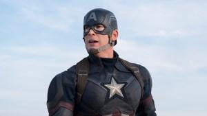 Captain America's Internal 'Civil War'