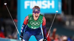 4 to Watch: Historic Gold Medalist Carries the Red, White and Blue