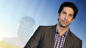 It's TV Love for Schwimmer, Messing on 'Will & Grace'