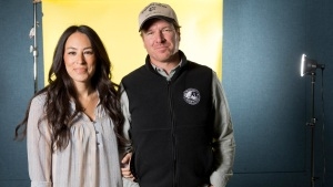 Couple Reveal Why They're Ending 'Fixer Upper' on Today