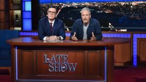 Jon Stewart Slams McConnell Over 9/11 Bill on 'Colbert'