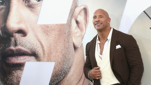 Dwayne Johnson Tops Forbes' 2019 Highest-Paid Actor List