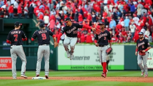 NLCS Moves to DC as Nats Take on Cards With 2-0 Series Lead