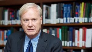 MSNBC's Matthews Reprimanded for Improper Comments in 1999