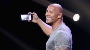'ROCK'ETMAN: Dwayne Johnson Hollywood's Highest-Paid Actor