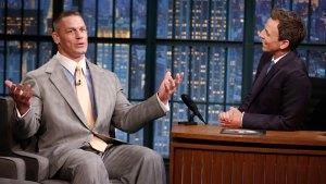 'Late Night': John Cena's Dark Secret