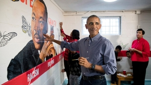 'Thanks, Obama' Event in DC Hopes for Applause Across US