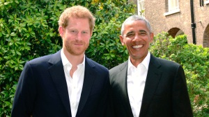 Prince Harry and Barack Obama Discuss Manchester Attack