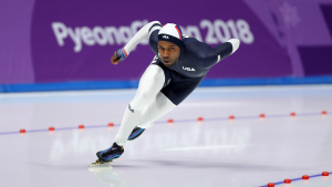 4 to Watch: Shani Davis Misses Speedskating Gold