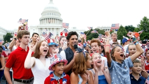 A Capitol Fourth Lineup Features Carole King and Host John Stamos