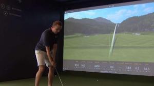 Indoor Golf Pop-Up Now Open in Downtown DC