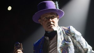 Canadian Band The Tragically Hip Holds Final Show