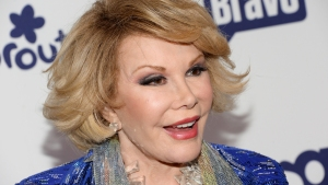 """Joan Rivers Remains on Life Support """"At This Time"""": Kin"""
