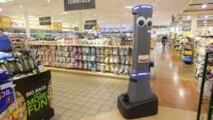 Meet Marty: Robots Coming to Some Md., Va. Grocery Stores