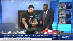 Metrocooking Show Returns to DC This Weekend
