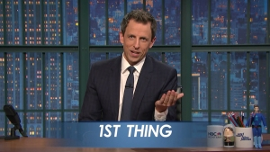 """A Couple Things"" With Seth Meyers"