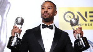 Michael B. Jordan Wins Big at NAACP Image Awards