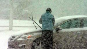 Southeast States Brace for Early Winter Storm