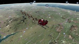 NORAD Tracks Santa for 62nd Year, Continues to Embrace Tech