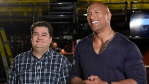 """""""SNL"""": The Rock Reveals His Porn Star Name"""