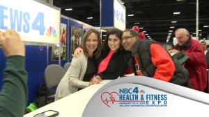 Join Us at the 2015 NBC4 Health & Fitness Expo!